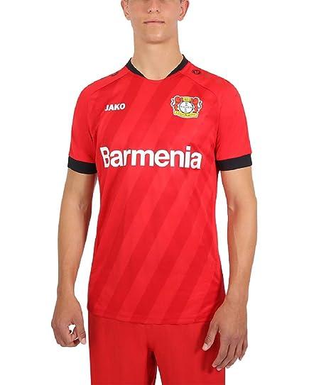 Maglia da Uomo Bayer 04 Leverkusen Jako 2018/2019 Calcio Fan Shop ...