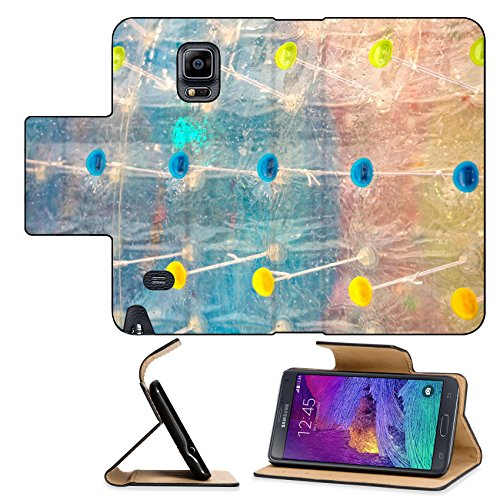 Luxlady Premium Samsung Galaxy Note 4 Flip Pu Leather Wallet Case IMAGE ID: 34590586 suction cup suckers fun plastic tube at fun fair (Centrifuge Cups compare prices)