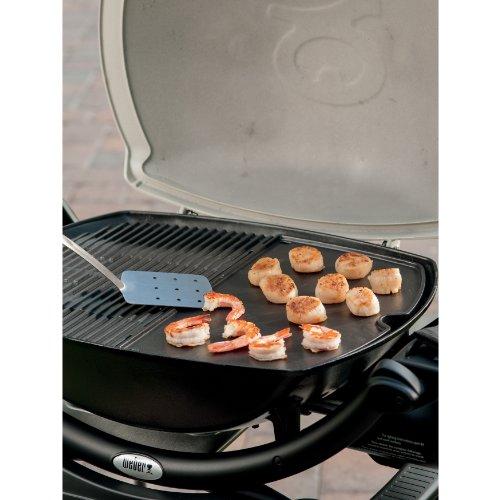 best weber 6559 original griddle for q 2000 grill reviews from kempimages. Black Bedroom Furniture Sets. Home Design Ideas