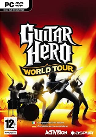Activision Guitar Hero World Tour, PC - Juego (PC)