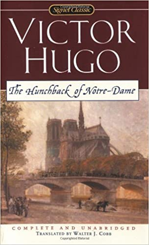 hunchback of notre dame author