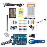 Diymall UNO R3 Beginner Learning Kit for Arduino Starter Kits LED Set Xmas Gift Experiment