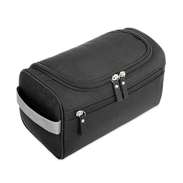 a162a81c52 G4Free Water Resistant Travel Toiletry Bag Portable Makeup Pouch Bathroom Wash  Bag for Men and Women. £9.59. Add to cartAdd to cart · Add to Wishlist Add  to ...