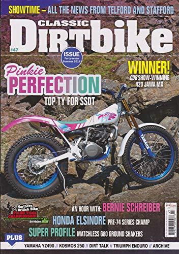 Classic Dirt Bike Magazine No.47 (2018)
