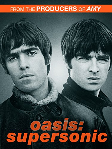 Oasis: Supersonic Liam Gallagher Oasis