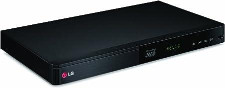 Lg Bp440 3d Blu Ray Player Smart Tv Dlna Hdmi Upscaler 1080p Lan Usb Schwarz Heimkino Tv Video