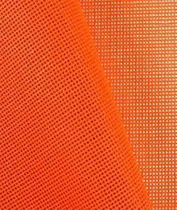 Amazon Com Visi Guard Fluorescent Orange 9x9 Vinyl Coated