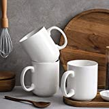 DOWAN Large Coffee Mugs Set of 6, 20 Ounces