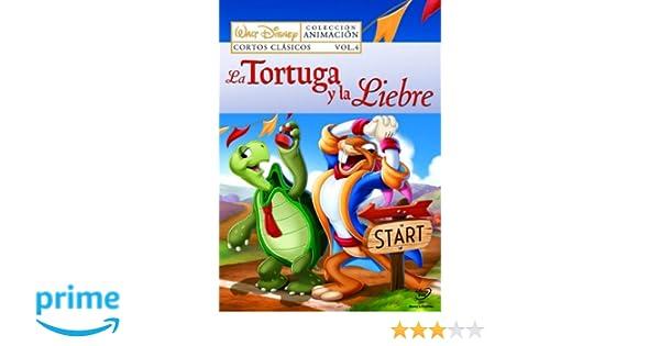 La Liebre y la Tortuga [DVD]: Amazon.es: Personajes Animados: Cine y Series TV