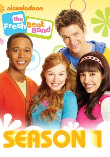 Beat Dvd - The Fresh Beat Band: Season 1