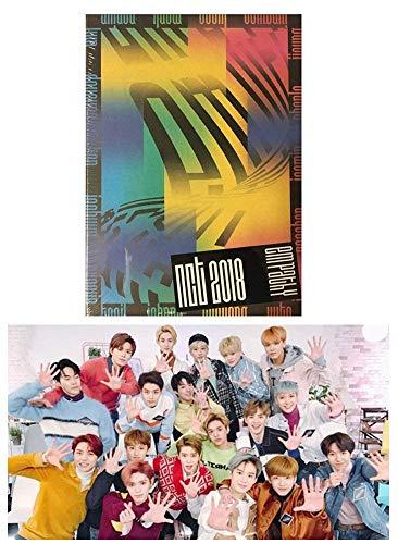 NCT - NCT 2018 EMPATHY (DREAM version) Album KPOP Music CD + Diary Card + 148p PhotoBook + Lyrics + PhotoCard Sealed + Extra Gift Photocard Set