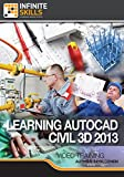 Learning AutoCAD Civil 3D 2013 [Online Code]