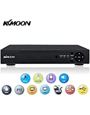 KKmoon 4CH Channel 1080N/720P AHD DVR NVR HDMI P2P Cloud Network Onvif Digital Video Recorder Motion Detection CCTV Security Camera Surveillance System
