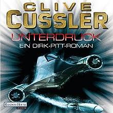 Unterdruck: Ein Dirk-Pitt-Roman (       UNABRIDGED) by Clive Cussler, Dirk Cussler Narrated by Michael Hansonis