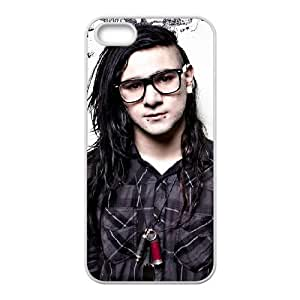 iPhone 4 4s Cell Phone Case White Skrillex as a gift A4581484