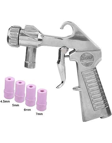 Sand Blaster Accessories, Parts & Media | Amazon com | Power