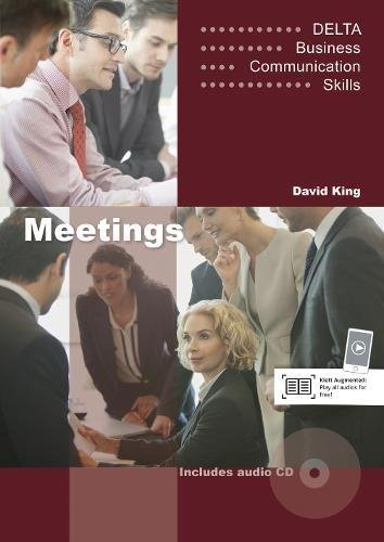 Download Delta Business Communication Skills: Meetings B1-B2: Coursebook with Audio CD ebook