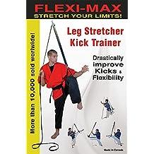 Flexi-Max - Leg Stretcher - Kick Trainer - Martial Art - Gymnastic - Ice Skating - Dance