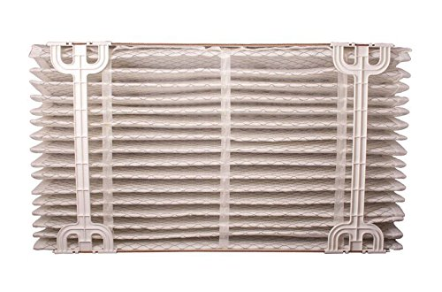 BestAir AXP-413-13R-2 Air Cleaning Furnace Filter, MERV 13, For Aprilaire/SpaceGard 2400 (401) & Lennox PMAC-12C 27
