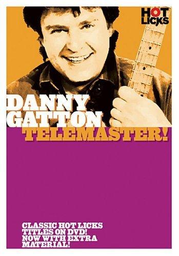 DVD : Danny Gatton - Telemaster