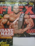 Flex November 2011 Insane Mass New Mr. Olympia Phil Heath