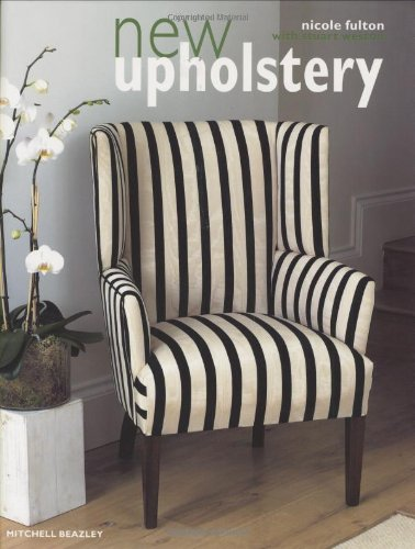 New Upholstery (Mitchell Beazley Interiors Series)