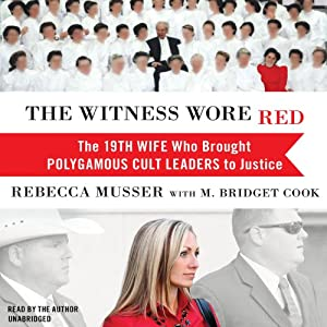 The Witness Wore Red Hörbuch
