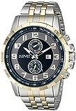 August Steiner Men's AS8153TTG Analog Display Swiss Quartz Two Tone Watch