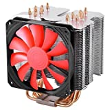 Deepcool Lucifer K2 120mm CPU Cooler For Intel LGA 2011-v3/2011/1366/1156/1155/1151/1150/775 & AMD S