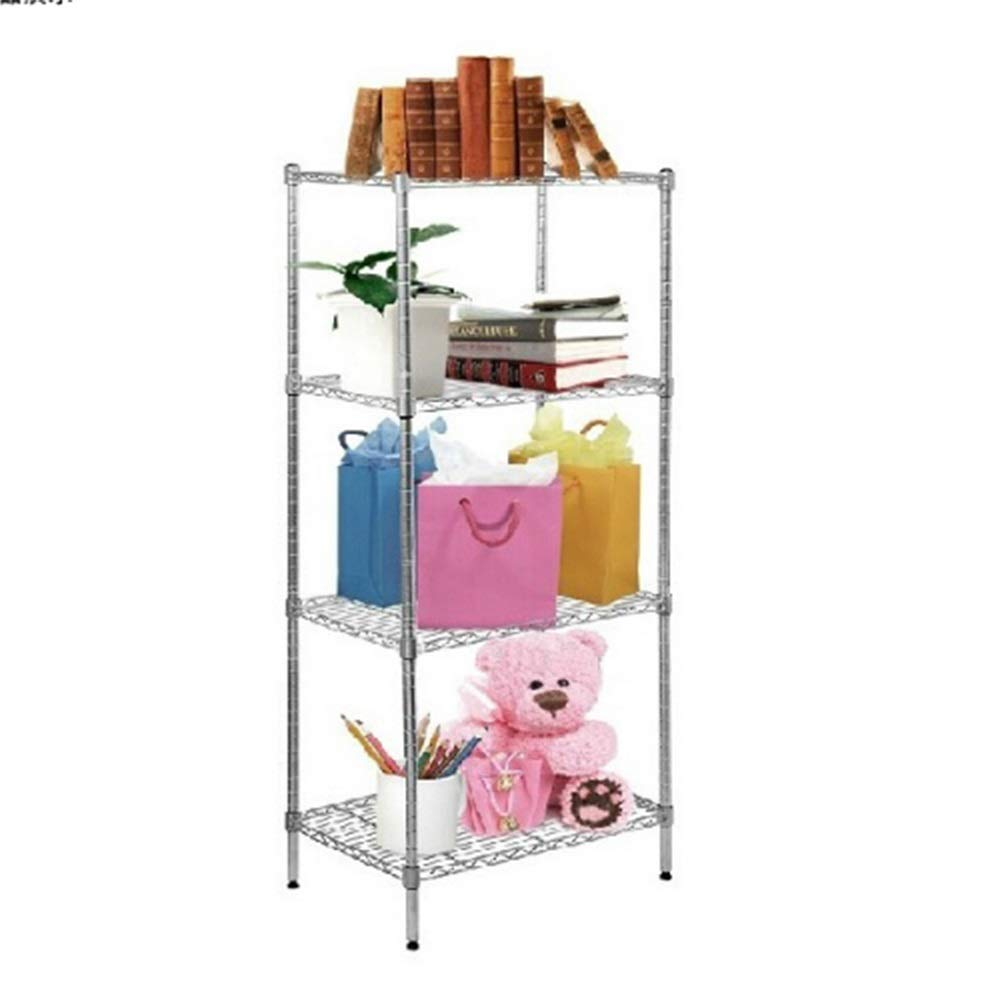 Kitchen shelf HUO Storage Shelf 8030 Floor Storage Rack (Size : 120C)