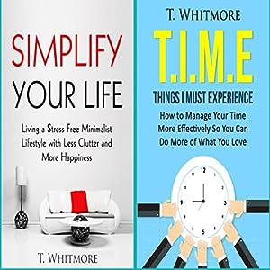 Productivity Books: 2 Manuscripts Audiobook
