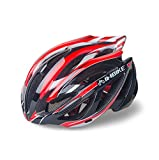 INBIKE Adult Cycling Bicycle Silver PVC EPS Protecting Helmet With Visor