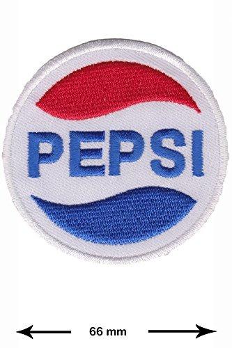 Pepsi rund Getränke Marken Vintage Logo Jacket T-shirt Patch Sew ...