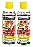 B'laster 16-PB Penetrating Catalyst 11-Ounces (2 Cans)