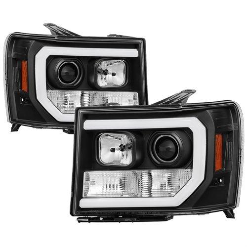 08 gmc sierra 1500 headlights - 7