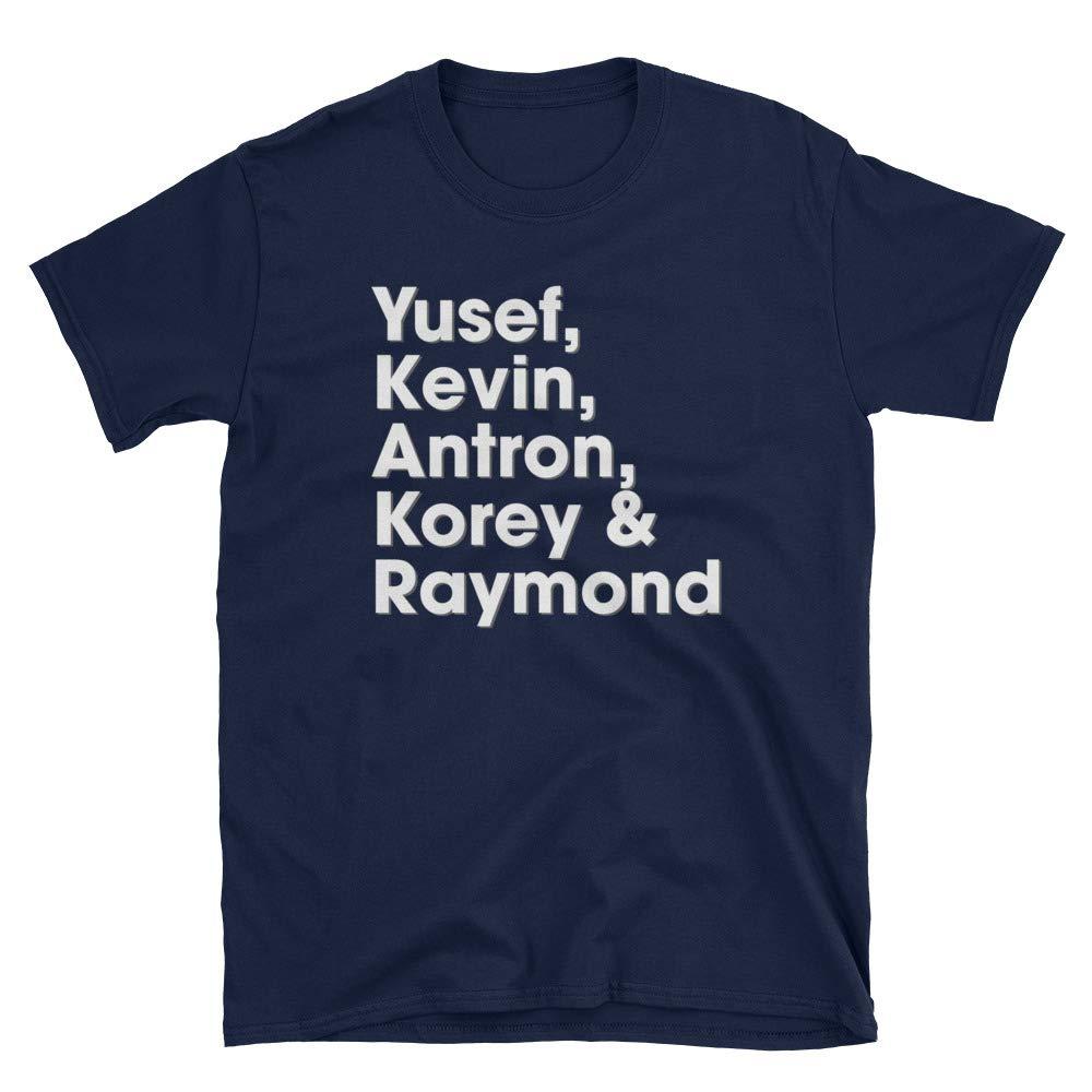 Chloe Miller 91 Yuset Kevin Antron Korey Raymond Shirt