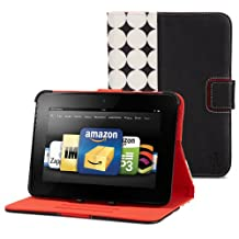 "Belkin Mod Standing Cover for Kindle Fire HD 7"", Blacktop (will only fit Kindle Fire HD 7"")"