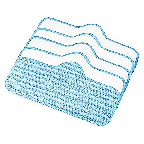 Dupray NEAT Microfiber Pads (5) for NEAT Steam Cleaner by Dupray