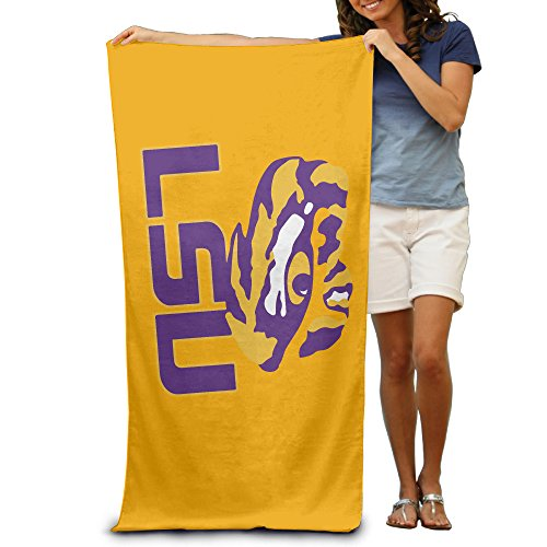 LSU Tigers Bath Robe Tigers Bath Robe Tigers Bath Robes