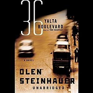 36 Yalta Boulevard Hörbuch