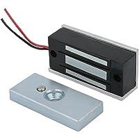 Elektrische Magnetische Lock 60 kg 12 v Fail Veilig Nc Node Deur Toegangscontrole Systeem Voor Huishoudelijke…