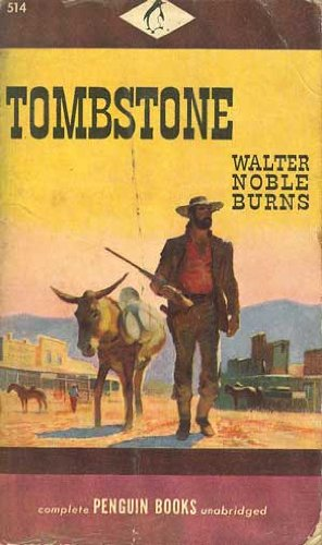 Tombstone,: An Ilaid of the Southwest