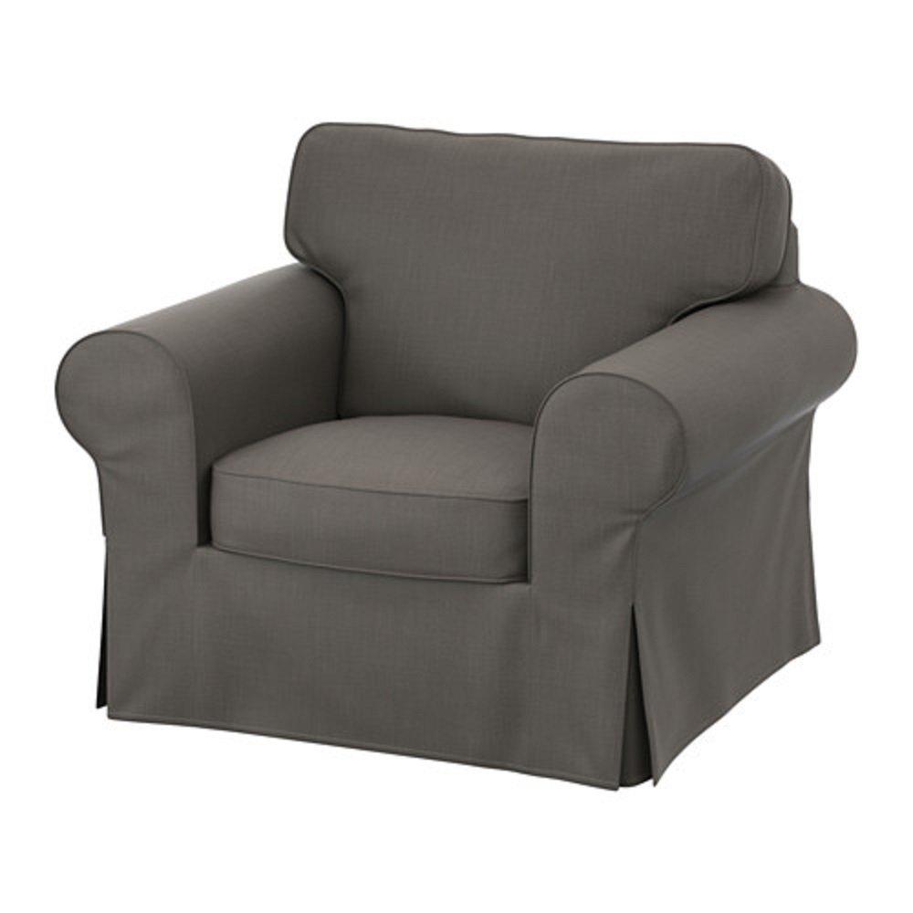 日本正規代理店品 IKEA EKTORP椅子Slipcoverカバーnordvallaグレー502.975.03 B012Z3D45W 期間限定