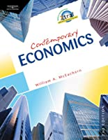 Contemporary Economics, 2nd Edition Front Cover