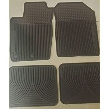 fusion row weather all weathertech ford floor mats gray