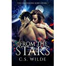 From the Stars: A Scifi Alien Romance (The Dimensions Series Book 1)
