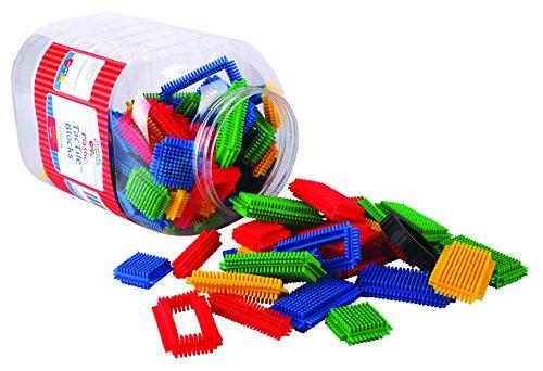 Learning Advantage 4090 Tactile Blocks, Plastic (Pack of ...