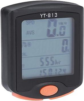 VGEBY1 Cuentakilómetros, ciclocomputador de Ciclismo con ...