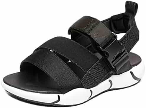 14167073e92 Axinke Kids Girls Casual Open-toe Summer Canvas Platform Sport Sandals.  seller  anxinke. (0). VECJUNIA Boy s Girl s Athletic Sandals Soft Bottom  Strappy ...