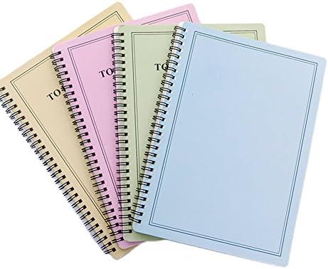 uesae Notebook Tagebuch Notizbuch Tagebuch Notizbuch Pocket Notebook Cute Notebook Memo Bücher Farbe Colorful für Frauen Mädchen Jungen Kinder Schulbedarf 1 25 * 18 cm